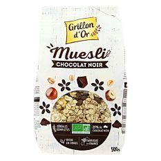Muesli Choco Noisette 500G Bio
