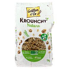 Krounchy nature 1Kg Bio