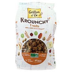 Krounchy aux fruits 1Kg Bio
