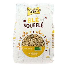 Céréales au Blé soufflé 200g Bio