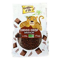 Choco Crisp 375g Bio