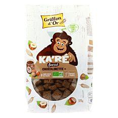 Ka'Re Fourre Choco 375G Bio