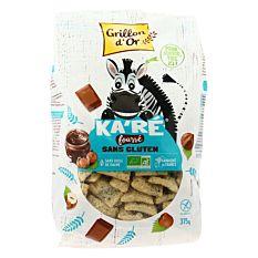 Ka'Ré fourré Chocolat Noisette 375g Bio