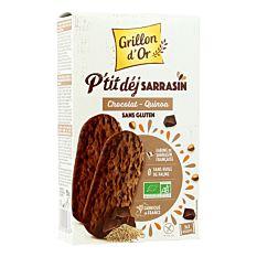 P'tit dej sarrasin chocolat 150g Bio