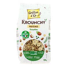 Krounchy noisettes 500g Bio