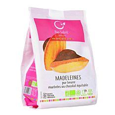 Madeleines marbrées au Chocolat 200g Bio