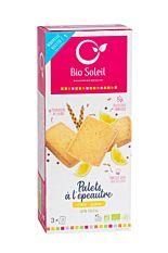 Palets saveur Quinoa Citron 165g Bio