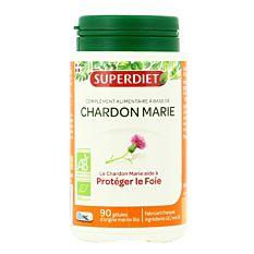 Chardon Marie - 90 gélules Bio