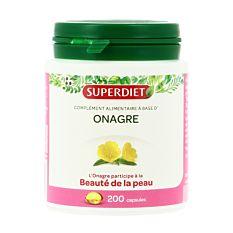 Onagre - 200 capsules Bio