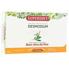 Desmodium - 20 ampoules x15ml