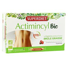Actimincyl 20 Amp X 15 Ml Bio