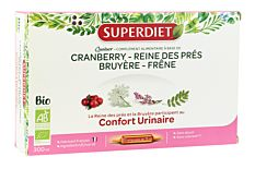 Quatuor confort urinaire - 20x15Ml Bio