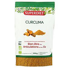 Poudre de Curcuma 200g Bio