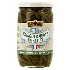 Haricots Vert Xfin 345G Bio