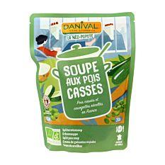 Soupe Pois Casses 50Cl Bio