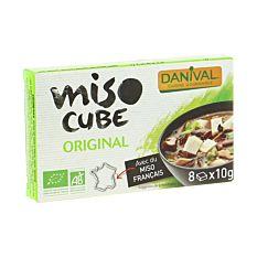 Miso Cube 8X10G Bio