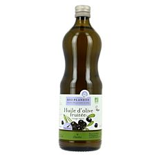 Huile d'olive corsée 1L Bio