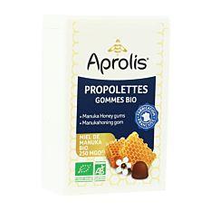 Gommes propolettes au miel de Manuka 50G Bio