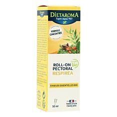 Roll-on pectoral respiréa 50ml Bio