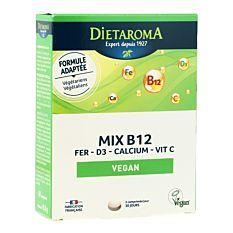 Mix B12 vegan 60 comprimés