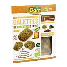 Galette Sarrasin Ss Glutenx2 Bio