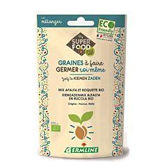 Graines à germer Alfalfa & Roquette 150G Bio