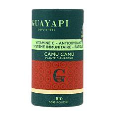 Camu Camu en poudre 50g Bio