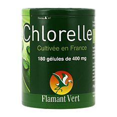 Chlorelle Francaise 180 Gel