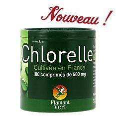 Chlorelle - 180 comprimés