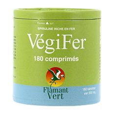 Végifer - 180 comprimés