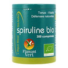 Spiruline Equateur 300 comprimés