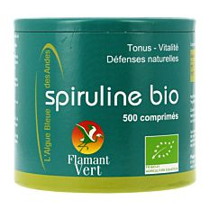 Spiruline - 500 comprimés