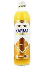 Kombucha mangue 50cl Bio