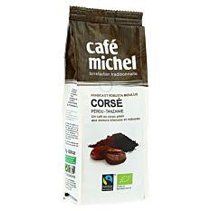 Café moulu mélange corsé Pérou-Tanzanie 250G Bio
