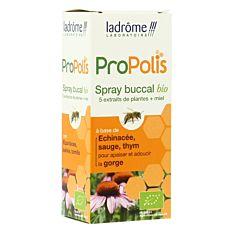 Spray buccal à la Propolis 30ml Bio