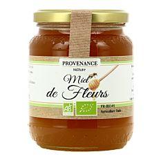 Miel de Fleurs d'Italie 500g Bio