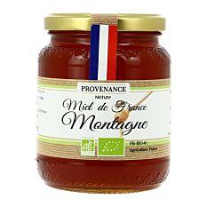 Miel de Montagne de France 500g Bio