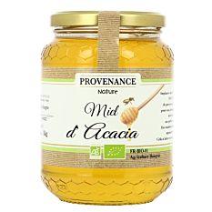 Miel d'Acacia d'Hongrie 1kg Bio