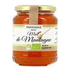 Miel de Montagne Italie 500g Bio