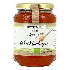 Miel de montagne Italie 1kg Bio