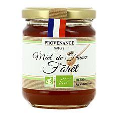 Miel forêt de France 250g Bio