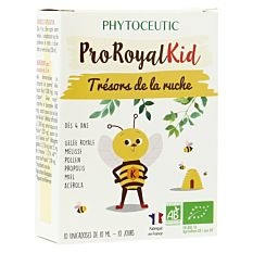 ProRoyal Kid goût Abricot - 10 doses Bio