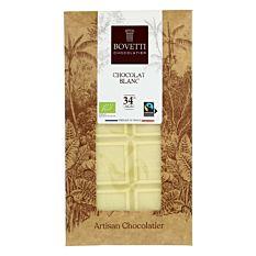 Chocolat blanc 100g Bio
