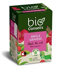 Infusion Brûle Graisse - 20 sachets Bio