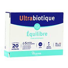Ultrabiotique équilibre 10 jours - 10 gélules