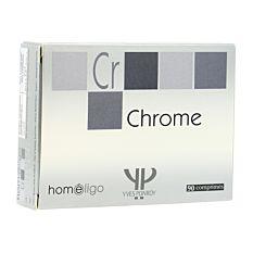 Chrome - 90 comprimés