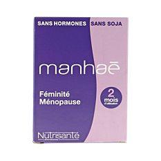 Manhaé Féminité Ménopause - 60 capsules