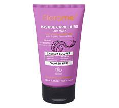 Masque cheveux colorés 150Ml Bio