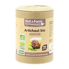 Artichaut bio - 90 gélules
