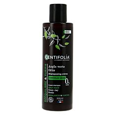 Shampoing Crème Cheveux Gras 200ml Bio